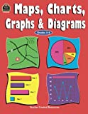 img - for Maps, Charts, Graphs & Diagrams (Grades 3-6) book / textbook / text book