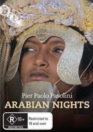 Las mil y una noches / Arabian Nights ( 1974 ) ( Il fiore delle mille e una notte ) ( Les mille et une nuits ) [ Origen Australiano, Ningun Idioma Espanol ]