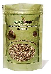 NutriBuck Roasted Buckwheat KASHA Gluten Free - 1000gms
