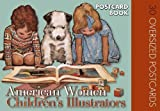 American Women Childrens Illustrators Postcard Book: 30 Oversized Postcards (Postcard Books)