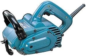 Makita 9741 Wheel Sander - 7.8 Amp, 3500 RPM, 4 3/4in. x 4in. Wheel Size