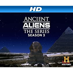Ancient Aliens Season 3 [HD]