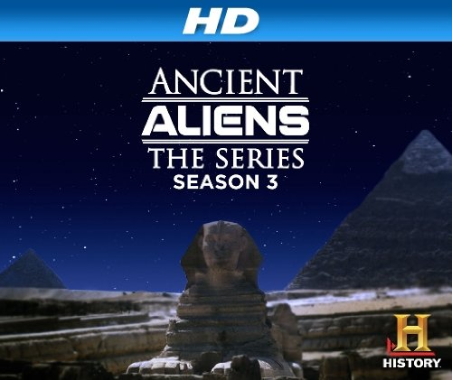 Aliens and Sacred Places [HD]