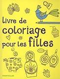 Livre de coloriage pour les filles
