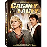 Cagney & Lacey: The Complete First Season ~ Tyne Daly