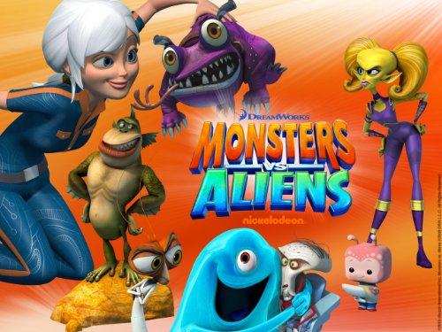 Amazon Com Monsters Vs Aliens Season 1 Amazon Digital