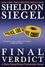 Final Verdict (Mike Daley/Rosie Fernandez Legal Thriller, Book 4)