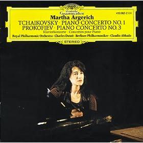 Tchaikovsky: Piano Concerto No.1 In B Flat Minor, Op.23 - 3. Allegro con fuoco