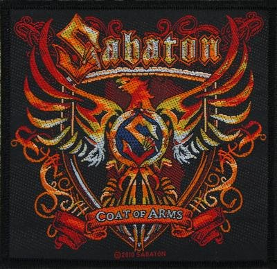 Toppa Sabaton, Coat Of Arms