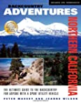 Backcountry Adventures Northern Calif...