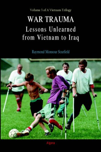 Image of War Trauma: Lessons Unlearned, From Vietnam to Iraq