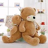 "VERCART 30 inches 30"" Brown Giant Teddy Bear Stuffed Animal Plush Toys"
