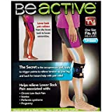 ZX Therapeutic Beactive Brace Point Pad Leg Be Active for Back Pain Acupressure Sciatic