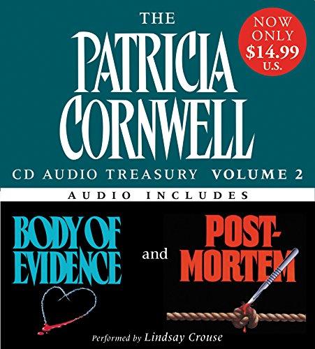 Patricia Cornwell CD Audio Treasury Volume Two: Body of Evid