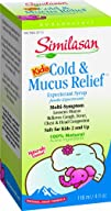 Similasan Kids Cold and Mucus Relief Syrup 4 Ounce