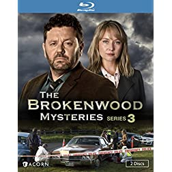 Brokenwood Mysteries, Series 3 [Blu-ray]