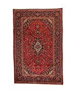 L'EDEN DEL TAPPETO Alfombra M.Kashan Rojo/Multicolor 198 x 302 cm