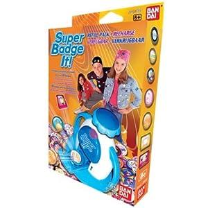 Bandai - Loisir Créatif - Recharge Super Badge It!