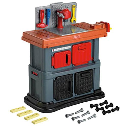 Fisher-Price Grow with Me Workshop Playset