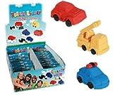 Puzzle Radierer, Puzzle Eraser Auto von fascination