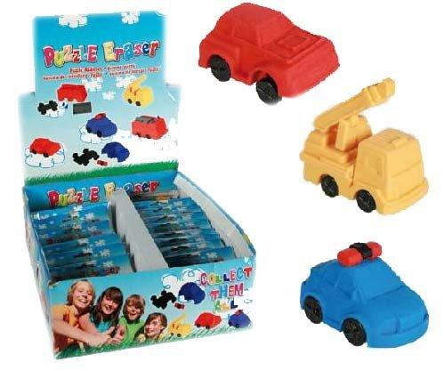 Puzzle Radierer, Puzzle Eraser Auto