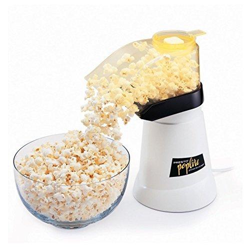 Presto 04820 PopLite Hot Air Popper Healthy Popcorn Home Maker, 18 cups (Presto Hot Air Popcorn compare prices)