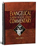img - for Evangelical Sunday School Lesson Commentary (2011-2012) (Large Print) book / textbook / text book
