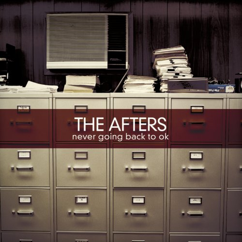 Original album cover of Never Going Back to Ok by Afters