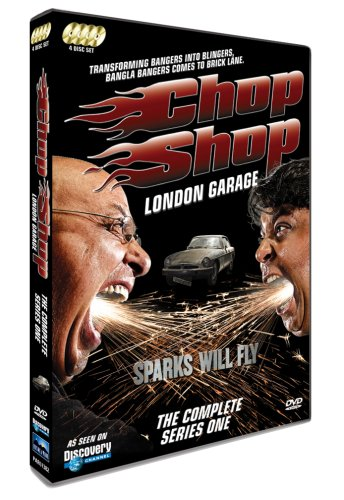 Chop Shop: London Garage - The Complete Series One [DVD]