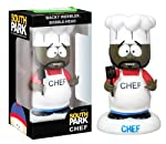 Chef Talking Wacky Wobbler