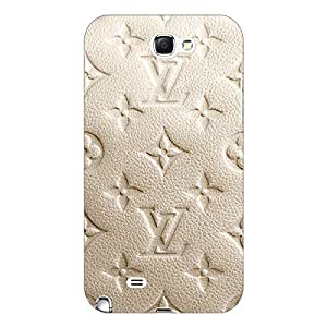 Jugaaduu Louis Vuitton Back Cover Case For Samsung Galaxy Note 2 N7100