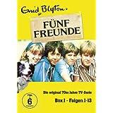 """Enid Blyton - F�nf Freunde Box 1, Folgen 01-13 [3 DVDs]von """"Marcus Harris"""""""