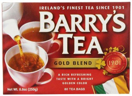 Barrys Gold Blend 80 Tea Bags Case Of 6