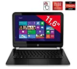 HP Pavilion Touchsmart 11-E030SA E4Q60EA AMD® 1000 MHz 500 GB 4096 MB RAD HD8210