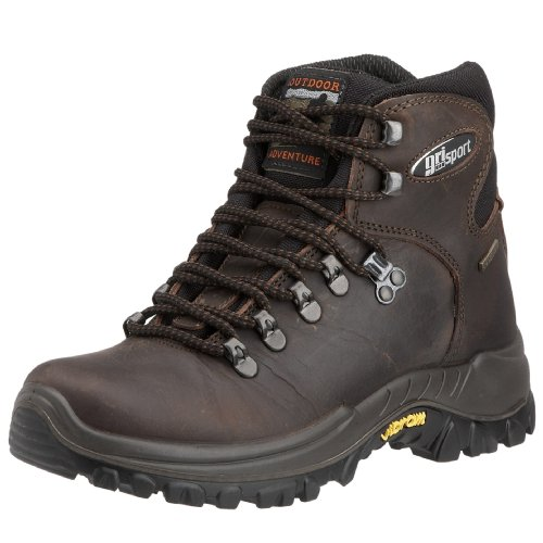Grisport Women's Everest Hiking Boot Brown CMG473 3 UK