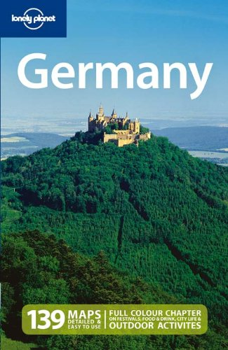 Lonely Planet Germany (Country Guide) (Country Travel Guide)
