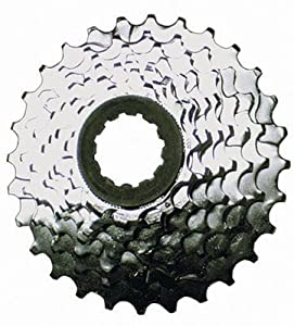 Shimano CS-HG50 Sora Bicycle Cassette (8-Speed, 12/21T, Silver)