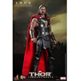 Thor Light Asgardian Armor Dark World 1/6 Scale Hot Toys Exclusive Action Figure