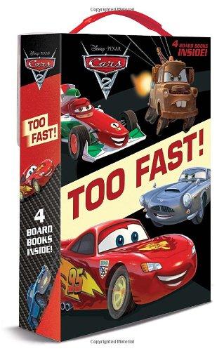 Too Fast! (Disney/Pixar Cars 2) (Friendship Box)