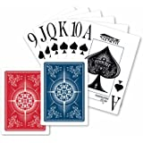 Stingray Pinochle Cards - 2 Decks