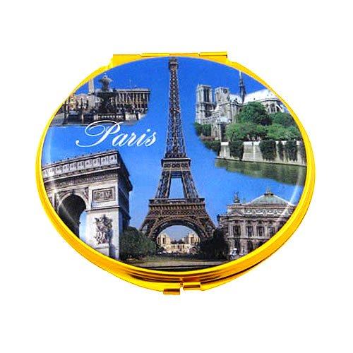 Miroirs poche double miroir for Miroir paris france