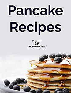 Pancake Maker Pan - Bonus Pancake Recipes - Breakfast Omelets - Kitchen Accessory