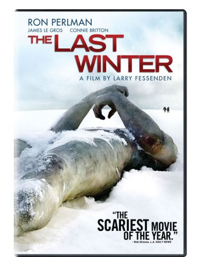 Cover art for  The Last Winter