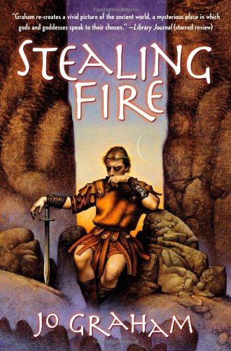 Image of Stealing Fire