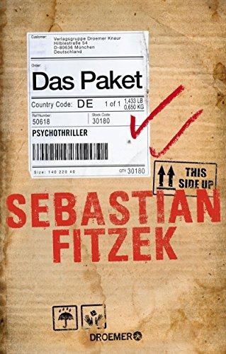 Das Paket: Psychothriller das Buch von Sebastian Fitzek - Preis vergleichen und online kaufen