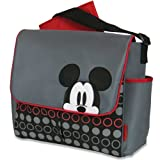Disney Mickey Peek-A-Boo Tote Messenger Bag