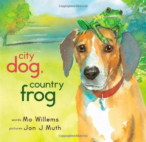 City Dog, Country Frog