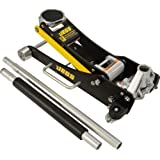 JEGS Performance Products 80006 Professional Low-Profile Aluminum Floor Jack
