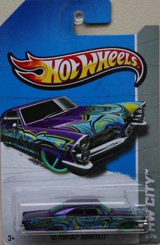 Hot Wheels 2013 HW City '65 Pontiac Bonneville 35/250