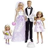 Barbie Wedding Gift Set, Multi Color
